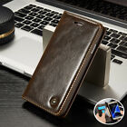 For Apple iPhone 7 & 6/6S Plus Leather Wallet Case Card Holder Flip Stand Cover