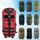 NcStar Small Tactical Backpack Heavy Duty PALS Utility Camping Hunting Hiking