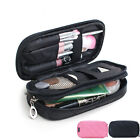 Water Resistant Nylon Mini Makeup bag Pouch Cosmetic Brush bag OrganizerCase
