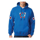 Chicago Cubs W Royal Blue  hoodie