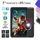 "LTC 7"" Android 5.1 PC Tablet MID Pad HD WIFI Quad Core Dual Camera A33 8GB"