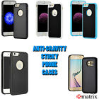 New Selfie Sticky Case Anti-Gravity Magical I phone 6 6s Plus Samsung S7 Cover