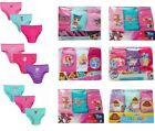 Girls 3 PACK Pants Knickers Shopkins Trolls Teletubbies My Little Pony Hey Dug