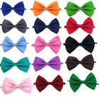 Fashion Adorable Dog Cat Pet Puppy Kitten Toy Bow Tie Necktie Collar Clothes
