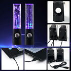 LED Dancing Water Computer Laptop Wireless Stereo Speaker iPhone iPod MG