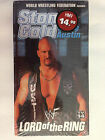 WWF Home Video Stone Cold  Steve Austin Lord of The Ring VHS Tape New SEALED