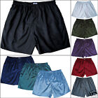 NEW Thai Silk Blend Boxer Shorts 1,3 or 5 pcs / Men's Underwear Boxers Lot