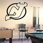 Wall Decal NHL New Jersey Devils S554 FRST