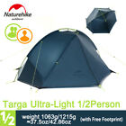 Naturehike 1/2 Person Outdoor Ultralight Backpacking Tent NH17T140-J/NH17T180-J