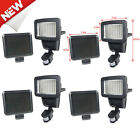 solar powered gadgets - 1-4 Pack 3 60 100 SMD LEDs Solar Powered Motion Sensor Security Light Flood LOT