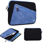 "Neoprene Sleeve Cover Carrying Case for 9.5""- 11.5"" Tablet with Padded Interior"