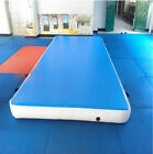 Inflatable Mat Gym Mat Air Tumbling Track Gymnastics Cheerleading AA
