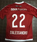 2016 ORIGINAL RIVER PLATE AWAY SOCCER JERSEY D´ALESSANDRO 22 YOUTH SIZES