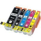 Full Set of Compatible (non-OEM) Ink Cartridge to replace 33XL Orange Ink