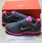 WMNS NIKE LUNARGLIDE COOL GREY METALLIC SILVER PINK 366645-901 WOMENS purple red