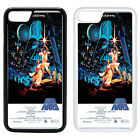 Star Wars Printed Back PC Case Cover - S-T1205