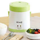 Wiswell Mini Size Electric Rice Cooker One-touch Quick Cooking Auto-Warm 0.5L