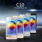 3G Quad Core 6 Inches Cell Phone Smart Phone Dual Sim For Andriod 5.1 C10 EM