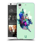 HEAD CASE DESIGNS DANCE SPLASH SOFT GEL CASE FOR HTC DESIRE 626
