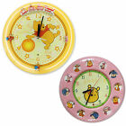 "Disney Winnie the Pooh Friend Animated Musical Wall Clock Melody Watch 13"" Train"