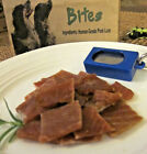 Simply Pork Training Bites - Natural Healthy Jerky Treats for All Dogs, USA made