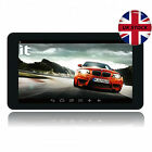 "GRADE A it® 10.1"" BLACK HD 16GB ANDROID LOLLIPOP 1GB RAM TABLET + BUNDLED CASE"