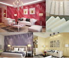 WP07 10M Home Bedroom Non-woven Wallpaper3D Wave TV Decoration Background Rolls
