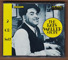 "FATS WALLER cd ""the Fats Waller Story"" 1980 Radiola Double Disc NEW Sealed 2CDs"