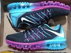 Nike Air Max 2015 Womens Best Deals - Women's Nike Air Max 2015 Black/White-Clearwater 698903 004 Size 5.5~11