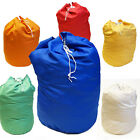 Buy 1 get 1 free  Large Heavy Duty Laundry Sack DRAWSTRING  Ideal 4 festivals