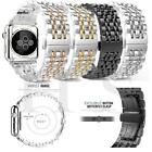 316L Stainless Steel Watch Band Link Bracelet Straps for Apple Watch series 4/3