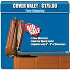Premium Hydraulic Hot Tub Cover Lift - Cover Valet - Easiest Spa Lift to Operate