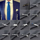 Men Metal Tie Clip Bar Necktie Pin Clasp Clamp Wedding Charm Creative Gifts