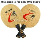 Galaxy Table Tennis Blade, Y-2, Wood + Carbon, NEW