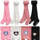 "Vaenait Baby Korea Kids Girls Tights Bottom Trousers 4Socks ""Heart bear"" 1T-7T"