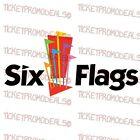 $37 OFF Six Flags Fiesta (San Antonio, TX) Admission Ticket Discount Promo Deal
