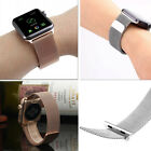 New Stainless Steel Strap Classic Buckle Watch Bands F Apple Watch 38mm