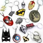 Keychain multi-listing - Marvel Star Wars Game of Thrones TV Movie metal keyring £3.95 GBP