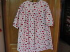Flannel Nightgowns Size 2