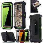 Outdoor series case for Samsung Galaxy S7 with belt clip Realtree Camo Fit