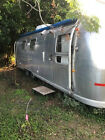 Vintage Airstream Sovereign 31' 1973