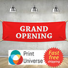 Grand Opening - PVC Banner New Business Customize Any Colour