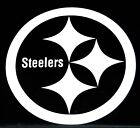 Pittsburgh Steelers NFL Football Logo Vinyl Decal Sticker Car Truck Window 77082 on eBay