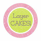 25 square Layer Cake~ just the top squares