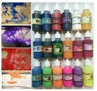 30ml PIGMENT DYES,For:Soaps,Bath,Crafts. Aust, Non bleeding Concentrated Colours