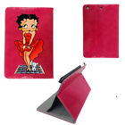 Betty Boop Shiny Glossy Leather Case Birthday Cover Apple iPad mini 1 2 3 £9.25 GBP