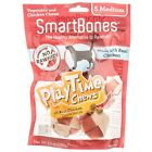 SMARTBONES PLAYTIME CHEWS Healthy Rawhide-Free Chewing Option Your Dog Craves!