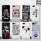 DOG PERSON CUTE LOVE FUNNY THIN UV CASE COVER FOR IPHONE 4 5/5s/se 6/6s plus 7