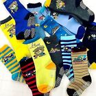 Bling theme CALF-FIT Baby Kids Toddler Boys/Girls Non-slip Socks 5,10Set3T-6T