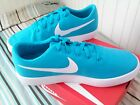 Nike Essentialist Retro Athletic Shoes Womens Size 9 Blue Glow White 833663 410